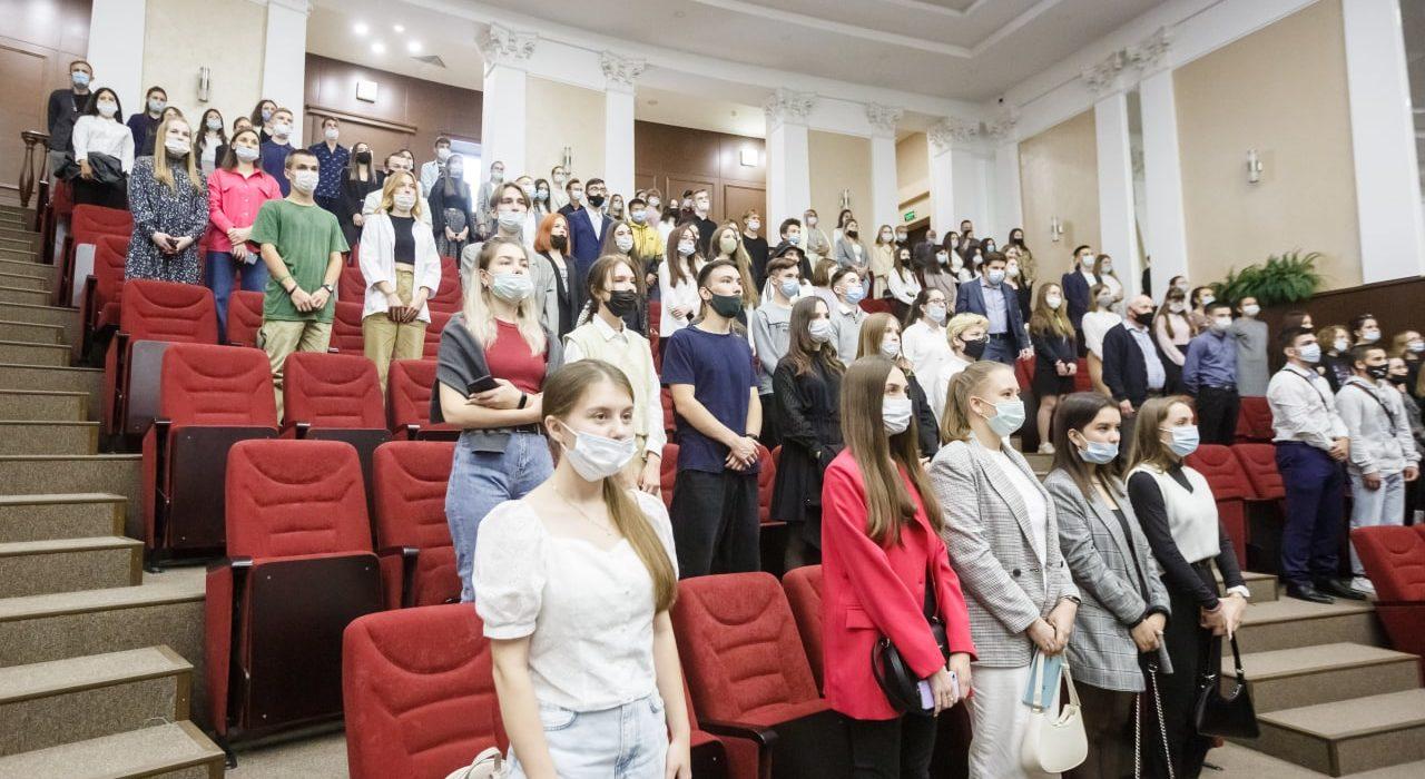 Официальный визит делегации Университета в Казанский Федеральный Университет
